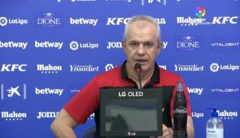 Javier Aguirre se iría del Leganés al finalizar la temporada