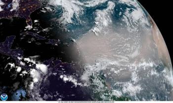 Polvo del Sahara sí llegará a Yucatán, confirma Cenapred