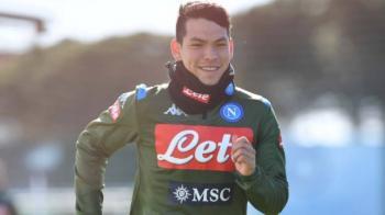 En Italia dan por hecho que Lozano no entra en planes del Napoli