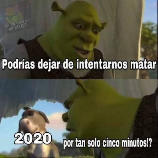 ¡No era el 2012, era 2020!; ríete con los mejores memes del sismo