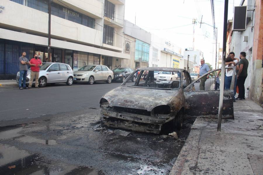 Liberan a 10 personas involucrados en incendios y bloqueos de Guanajuato