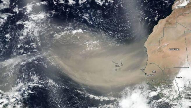 Polvo del Sahara estará en México hasta el 26 de junio