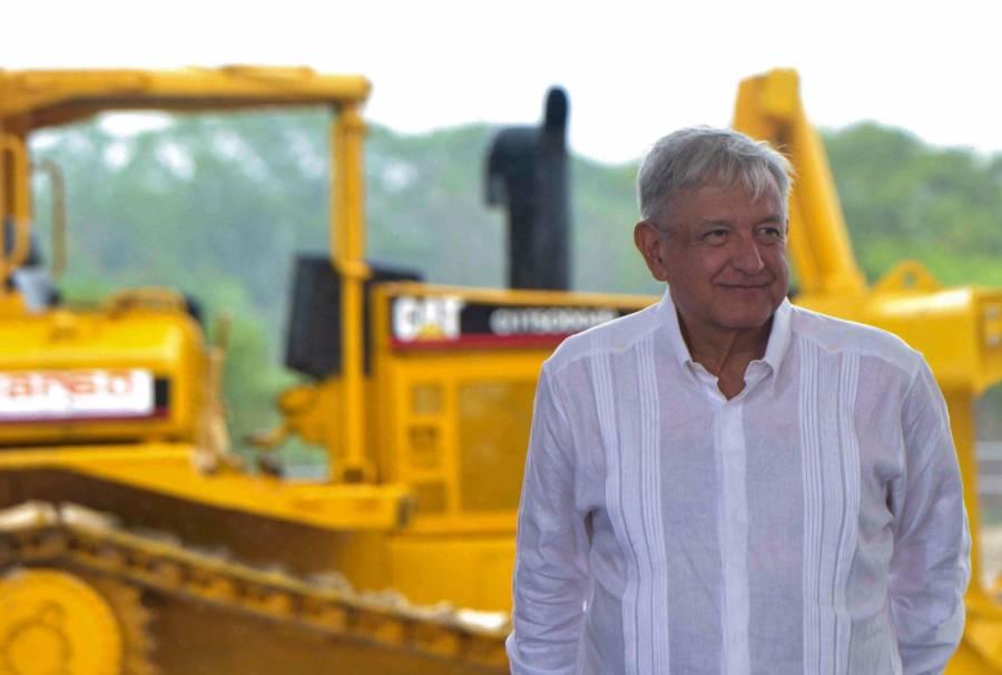 Mayoría de pobladores de acuerdo con el Tren Maya, asegura Presidente