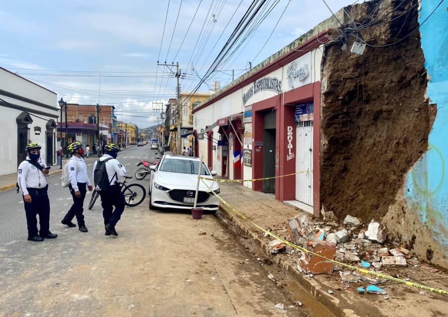 Van 147 réplicas del sismo de 7.5 grados ocurrido en Oaxaca