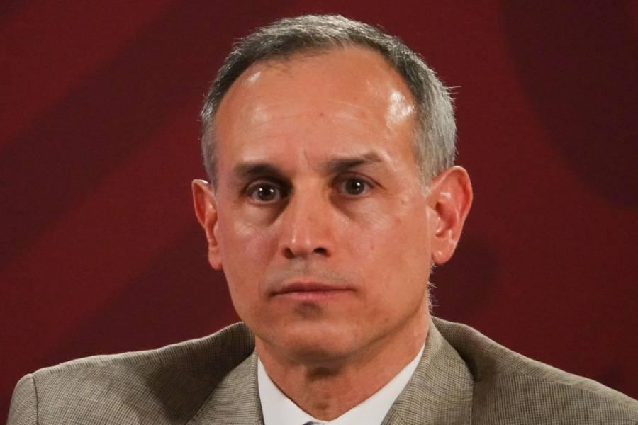 López-Gatell desmiente a director de clínica del viajero de la UNAM