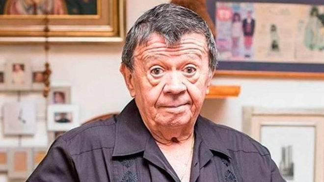El actor Xavier López, 'Chabelo' es tendencia por esta foto