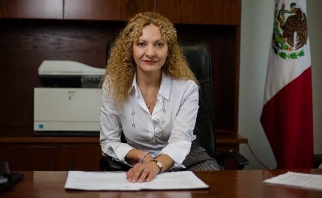 Mara Gómez renuncia a la CEAV