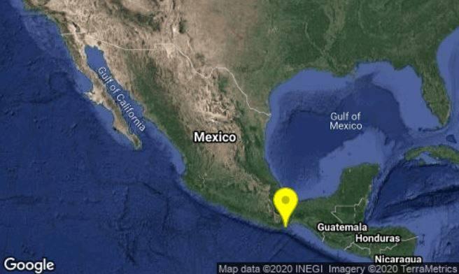 Se registra primera réplica de 5.2 grados tras sismo en Oaxaca