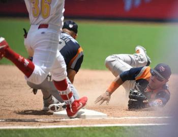 El regreso del Béisbol de las grandes ligas