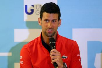 Novak Djokovic da positivo por Covid-19