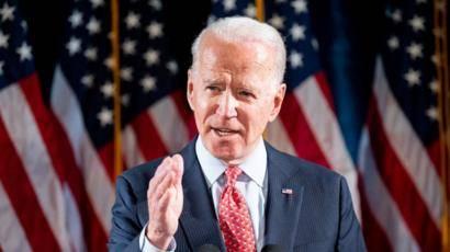 Demócratas celebrarán virtualmente nominación de Biden