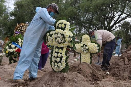 Inhumación gratis por COVID-19 en Milpa Alta