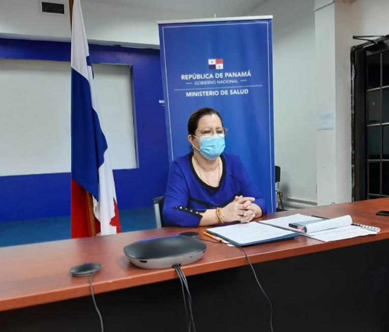 Destituyen a ministra de Salud en Panamá, tras incremento de casos por Covid-19