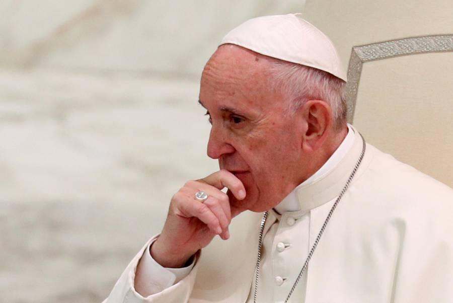 Papa Francisco se solidariza con víctimas de sismo en México
