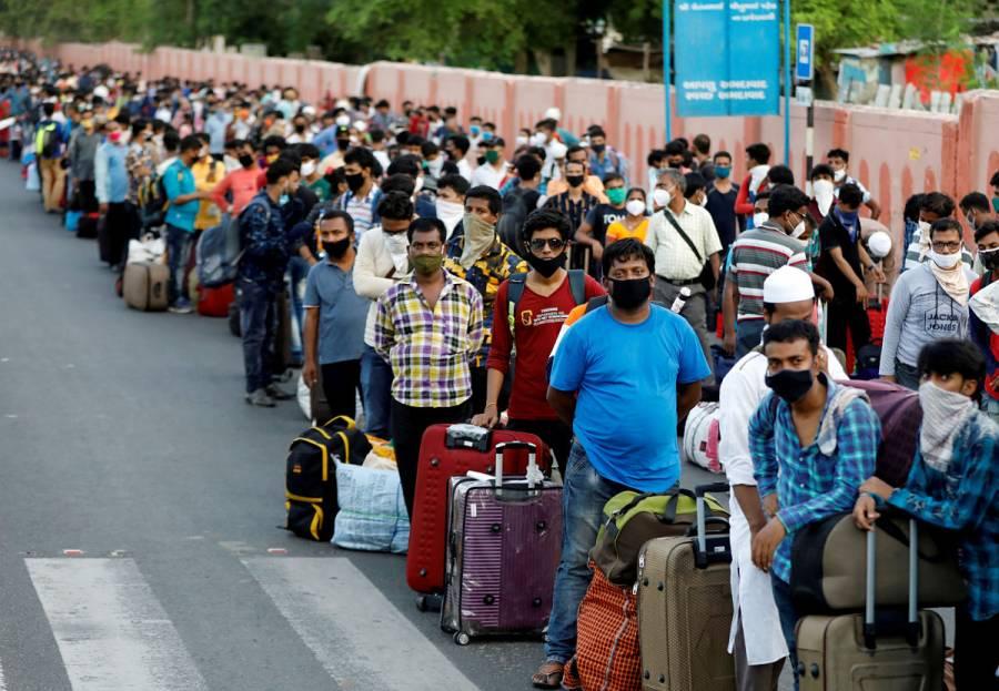 Trabajadores migrantes necesitan apoyo luego de pandemia: OIT