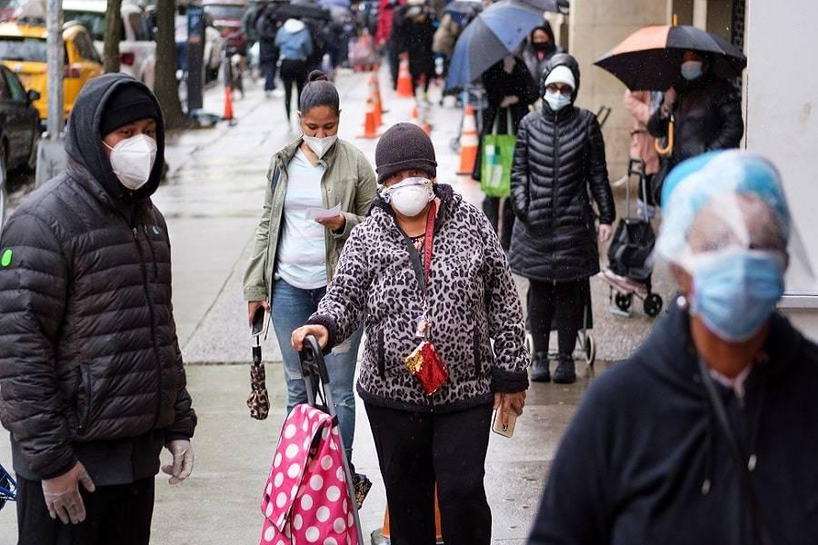 EE.UU. rompe récord de contagios diarios por Covid-19, hay 36 mil nuevos casos