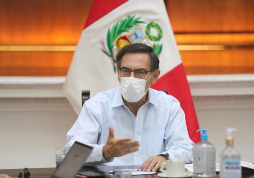 Vizcarra expropiará clínicas si no hay acuerdo por tarifa de atención a pacientes con Covid-19