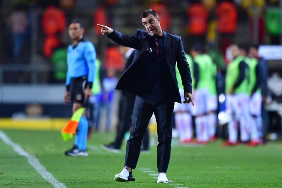 Estilo ofensivo del técnico Pablo Guede convence a Xolos