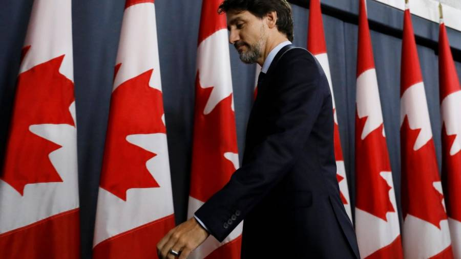Fitch rebaja calificación de Canadá a 'AA+'