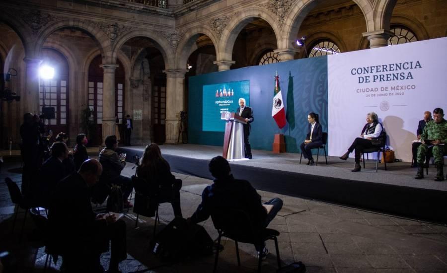 López Obrador sí viajará a Estados Unidos