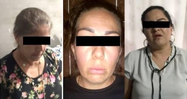 Dictan prisión preventiva a madre, hermana y prima de