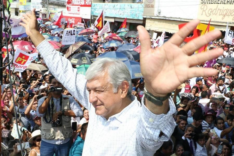 AMLO celebrará dos años de su triunfo presidencial y un año de la Guardia Nacional