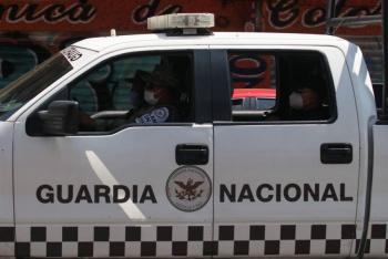 Captura Guardia Nacional a fundador del Cártel Santa Rosa de Lima