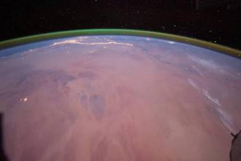 Luz en Marte podría significar que hay oxígeno