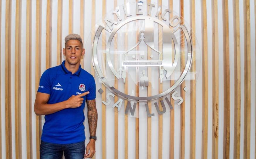Atlético de San Luis ficha a Mauro Quiroga