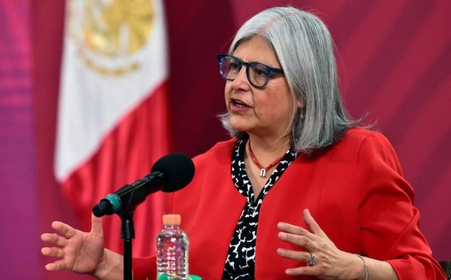 Graciela Márquez en confinamiento, por contacto directo con Herrera