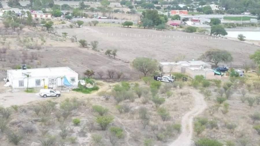 Encuentran restos de nueve personas en fosa clandestina en Lagos de Moreno