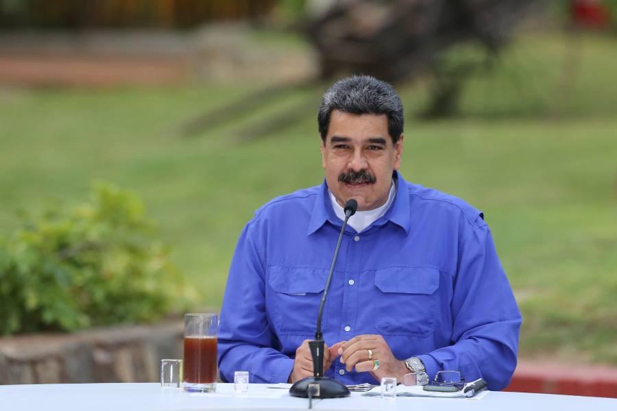 Maduro dice estar dispuesto  a ir a revocatorio en 2022