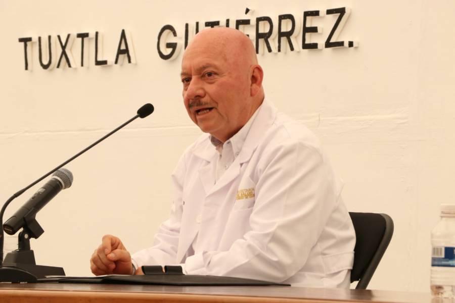Meganoticias reprueba trato de secretario de salud de Chiapas hacia reportera