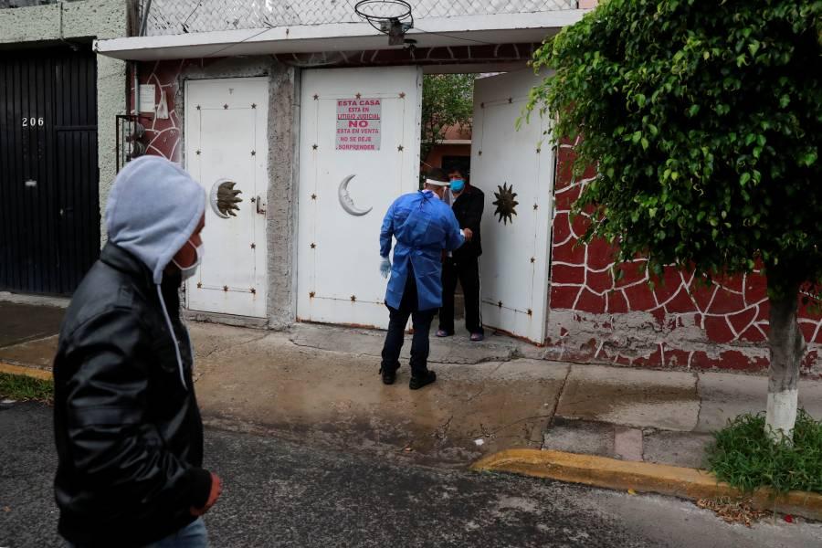 Para octubre IHME estima 88 mil muertos en México por Covid