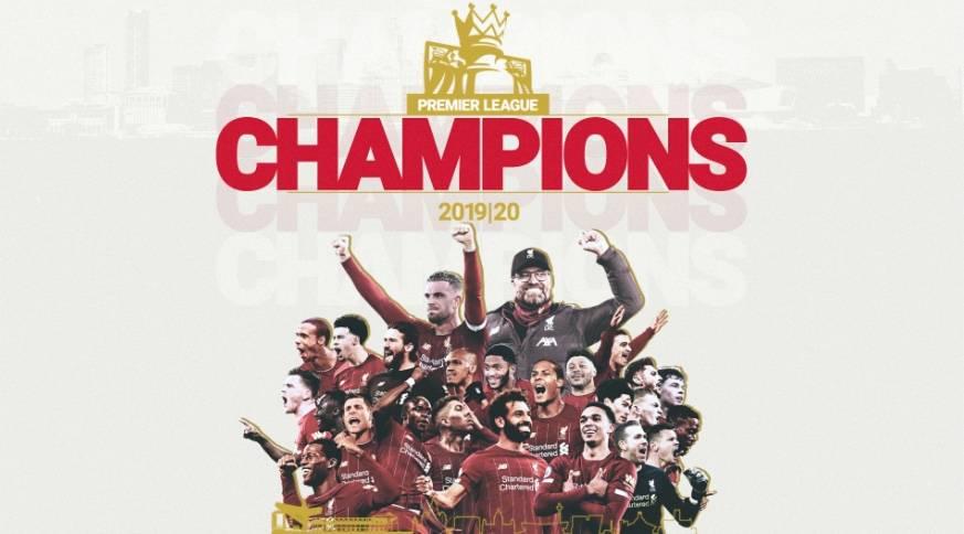 ¡YNWA! Liverpool campeón de la Premier League 30 años después
