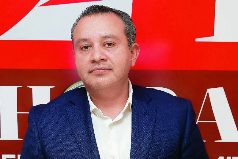 Rechaza Marco Antonio Reyes Saldívar acusación de Mexicanos contra la Corrupción