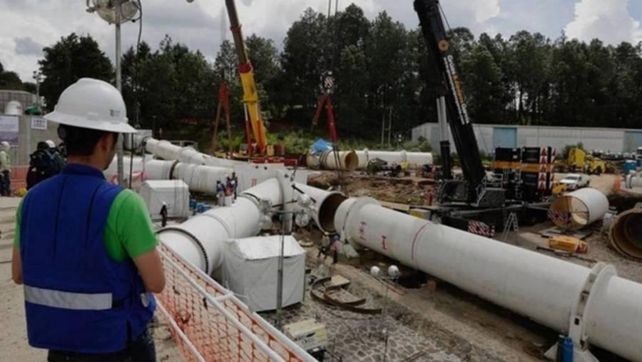 SACMEX implementa un plan de acción para agua residual y de lluvia