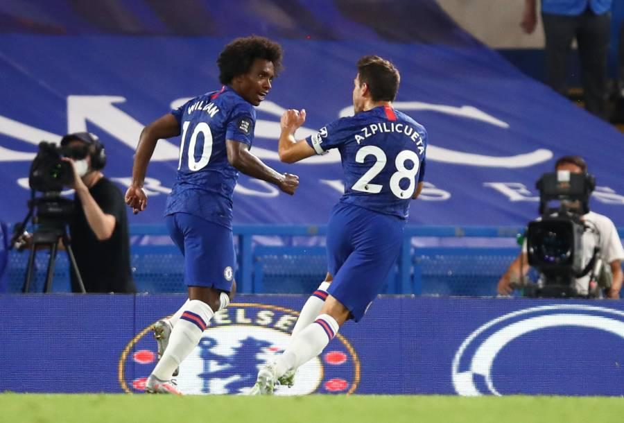 Chelsea vence al Manchester City y corona al Liverpool
