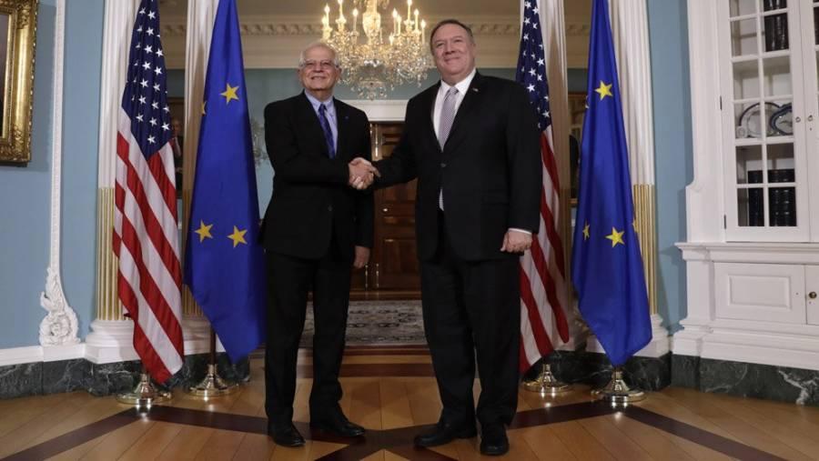 Pompeo acepto realizar diálogos con UE para hablar de China