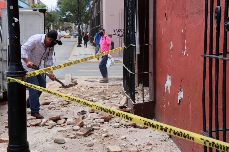 Aumentan a 101 los inmuebles patrimoniales afectados por sismo