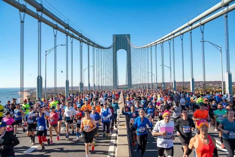 Covid-19 trunca edición 50 del Maratón de Nueva York