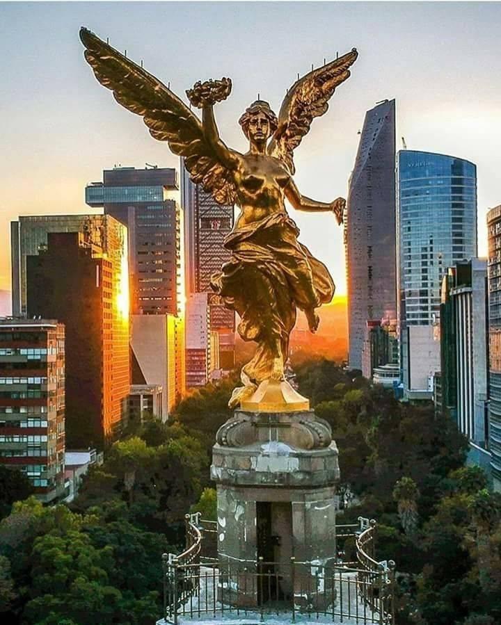 Restauración del Ángel de la Independencia se prevé para agosto