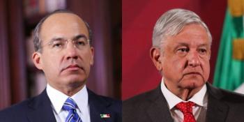 """""""No me fui a Iberdrola al terminar mi administración"""" Felipe Calderón responde a AMLO"""