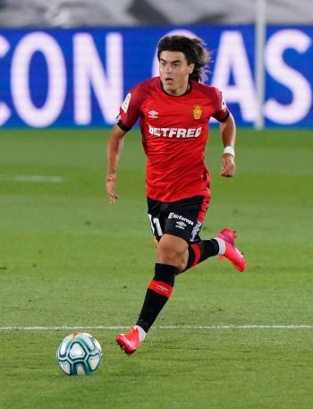 Luka Romero se convierte en el debutante más joven de La Liga