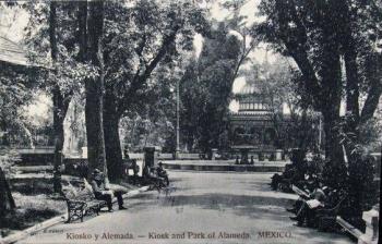 El Kiosco Morisco de Santa María la Ribera