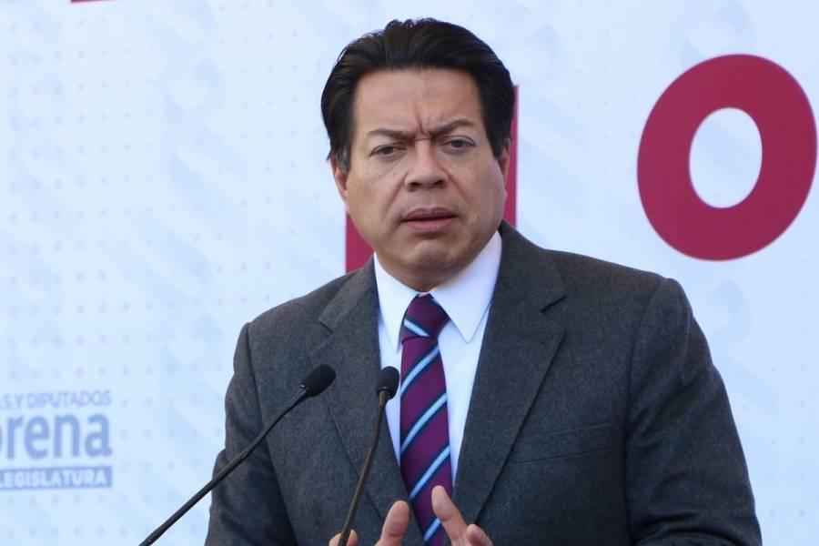 Combate a la delincuencia, principal desafío en el país: Mario Delgado