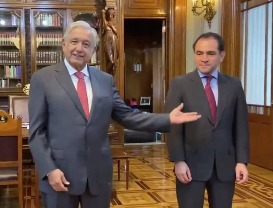Herrera, el 5to. del gabinete con Covid