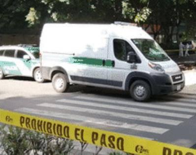 Camioneta partícipe en ataque a Omar García Harfuch está emplacada en CDMX