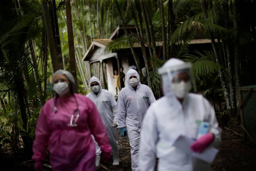 Brasil suma nuevo récord con más de 46 mil casos de Covid-19