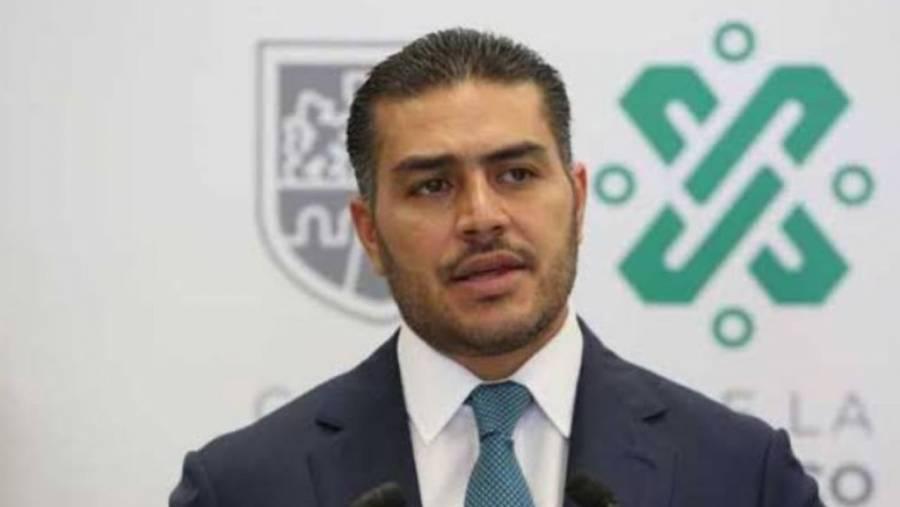 """García Harfuch """"Seguiremos trabajando por la seguridad de la CDMX"""""""